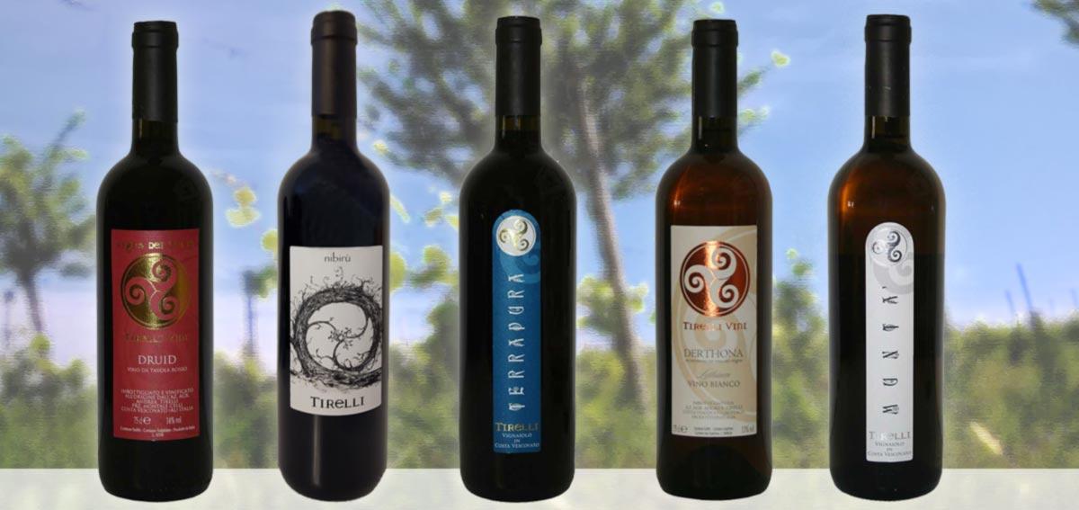I vini di Andrea Tirelli, Colli Tortonesi